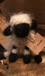 Felted Sheep