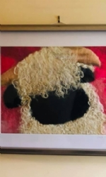 Felted Painting GoGo