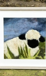 Felted Painting Jammie